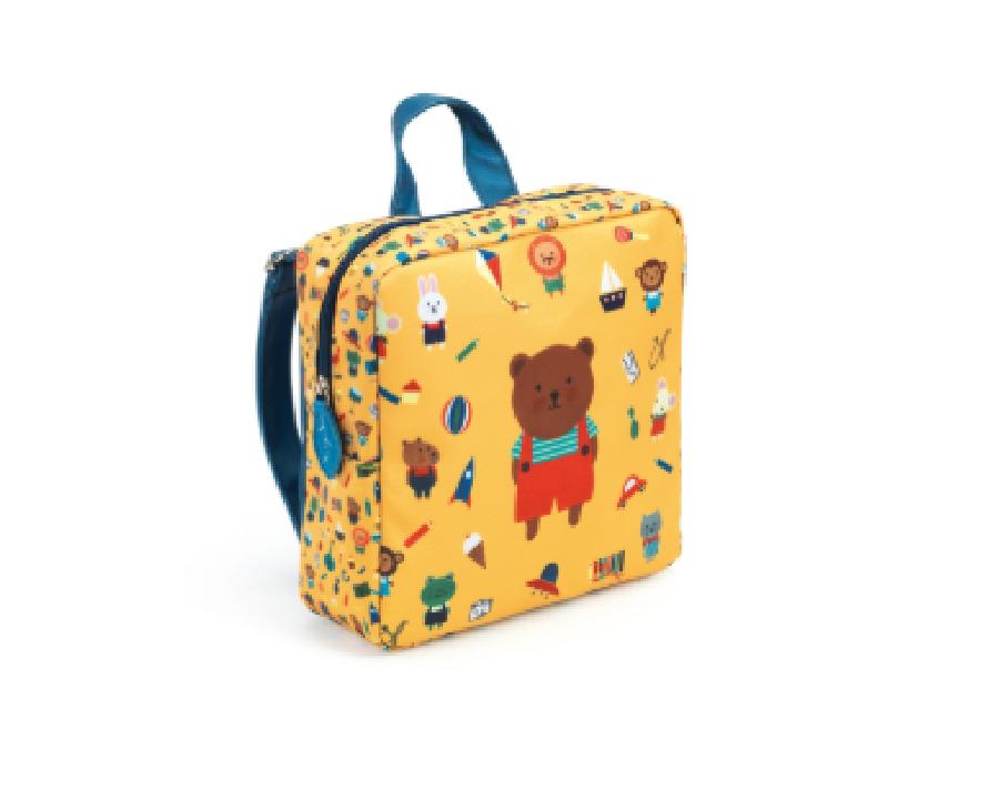 4072e882cff8 Djeco ovis táska- Mackó – Mesepont